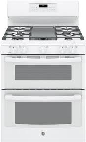 double oven gas range. Double Oven Gas Range