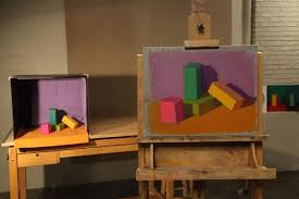 color block study