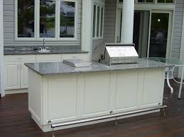 outdoor kitchen bbq inspirational stainless steel cabinets i