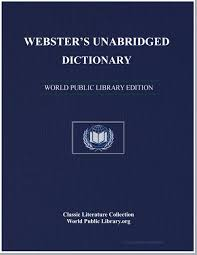 webster s unabridged dictionary world