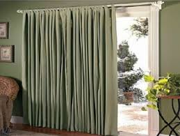 Endearing Curtains On Sliding Glass Doors Ideas with Sliding Door Curtains  Luxury Sliding Door Hardware And