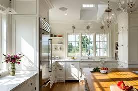 white shaker cabinets butcher block. butcher block island countertop white shaker cabinets