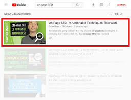 Videos 2019 To In Rank How Seo Youtube Unw1aqIU