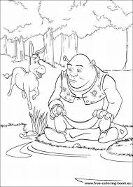 Small Picture The 36 best images about shrek on Pinterest Colouring Free