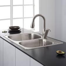 bztely ideal 16 gauge stainless steel kitchen sink top