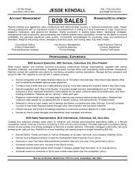 Sales Representative Resume Skills Examples Free Objectives Example