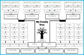 Family Tree Maker Templates Create Family Tree Online Template