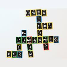 Periodic table fridge magnet game – Periodic table shop