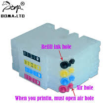 Online Shop <b>BOMA</b>.<b>LTD</b> GC 41 Empty Ink Cartridge For Ricoh GC41 ...