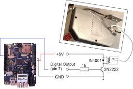 wifi garage door openerBuild a Web Enabled Arduino Garage Door Opener  MegunoLink