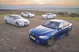 BMW Convertible bmw m5 vs mercedes e63 : Porsche Panamera vs BMW M5, Jaguar XFR and Mercedes E63 AMG ...