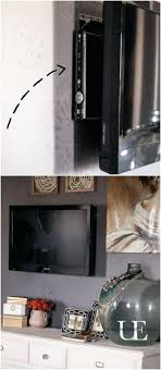 tv wall mount cable box how to mount a and hide the cords hide cable box wall tv wall mount with cable box behind