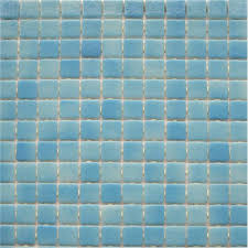 blue tiles. Foggy Light Blue Niebla Mosaics Tiles Swimming Pool L