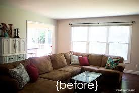 diy living room makeover on a budget adesignedlifeblog
