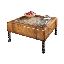 butler specialty 0286070 heritage clock cocktail coffee table atg s