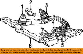 lincoln ford oem 98 00 continental engine motor mount torque strut image is loading lincoln ford oem 98 00 continental engine motor