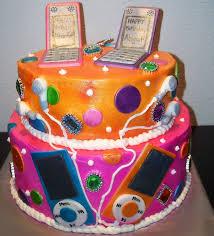 9 Pinterest Cakes For Teen Girls Photo Amazing Birthday Cakes For
