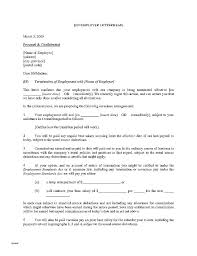 Job Termination Letter Templates Free Sample Example Format With ...