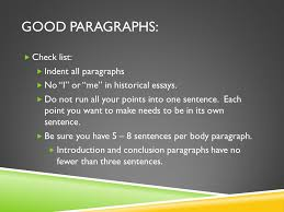 writing guide ppt  4 good