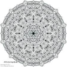 Coloring Pages Mandala Mandela Coloring Pages S S Easy Animal
