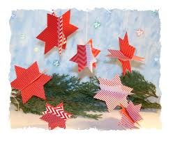Papier Einfache Papier Sterne Basteln Mit Kindern