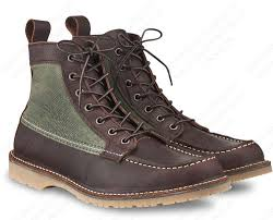 Red Wing Heritage Wacouta Style No 3336