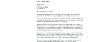 Example Letter Of Apology Gorgeous Sample Letter To Judge Writing Justice Of Apology Court Template