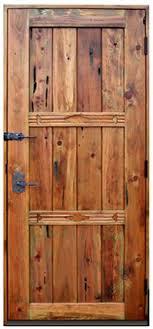 How To Make A Wooden Door For Outdoor
