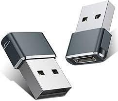 USB C Female to USB Male Adapter (2 Pack),Type C ... - Amazon.com
