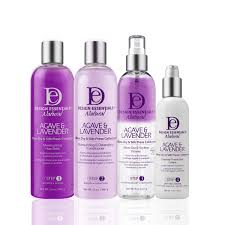 Design Essentials Hair Products Agave Lavender Blow Dry Silk Press Collections