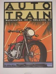 Image result for amtrak auto train for motorcycle image