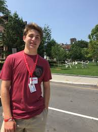 junior john davis attends pre college program at brown university  over the summer i attended a pre college program at brown university that lasted 3 weeks to get into this program i had to submit an application which