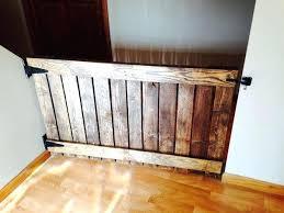 pallet gate barn door hardware and wooden dog gates indoor freestanding uk