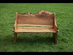 Small Picture Garden Bench Designs Garden Bench Construction plans YouTube