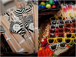 safari theme wedding. Guest Post How To Mix Match Wedding Themes For A Cohesive Vision