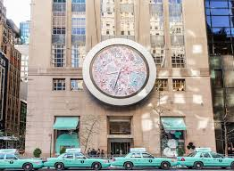 blue taxis and free breakfast tiffany paper flowers reed krakoff collection launch