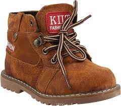 Купить ботинки Капитошка, цвет: коричневый. Ботинки для ...