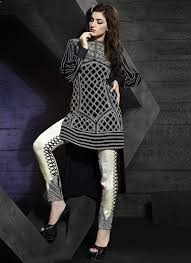 Cut Work Designer Suit Thrilling Resham And Cut Work Pant Style Designer Suit