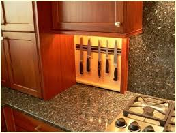 under cabinet knife storage beste awesome inspiration