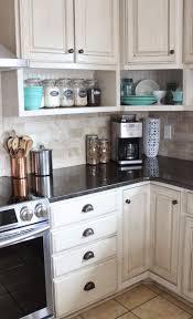 White Kitchen Color Schemes Kitchen Color Schemes Antique White Cabinets Raised Wall Cabinets