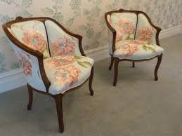 Louis Xv Bedroom Furniture French Style Furniture French Louis Xv Style Tub Chairs A Home