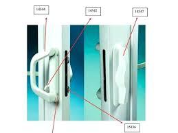 replacing patio door lock sliding glass door parts awesome gorgeous sliding patio door replacement sliding glass
