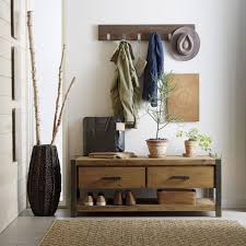 Leigh Coat Rack Inspiration Leigh Wall Mounted Coat Rack Wall Mounted Coat Rack Coat Racks