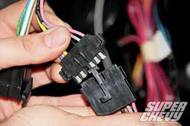 how to install a classic thunder road series 2 gauge kit super chevy 1971 chevrolet camaro dash harness