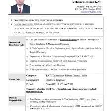 Sample Resume For Download Sample Resume Download sraddme 5