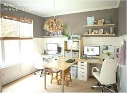 home office for 2. Home Office For Two People Person Desk Best 2 Ideas On