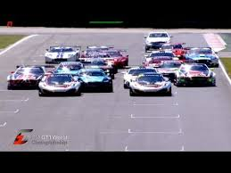 world sport car racing