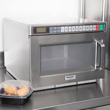 Heavy Duty Microwaves Panasonic Ne 12521 Stainless Steel Medium Duty Commercial