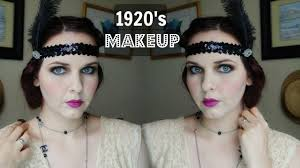 1920 s makeup tutorial