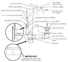 bathtub drain lever bathtub trip lever linkage stuck drain how replacement plunger